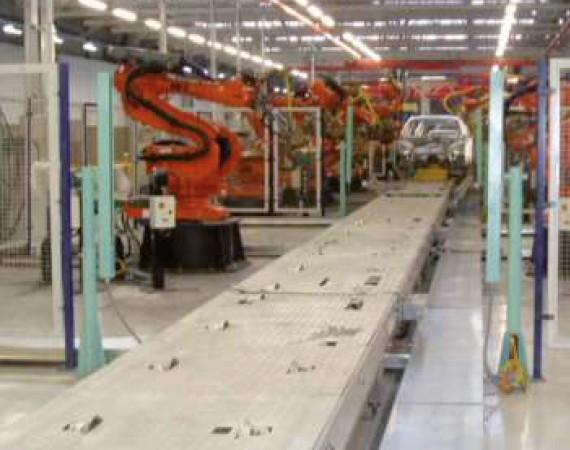 Automatización líneas de armado de carrocerías